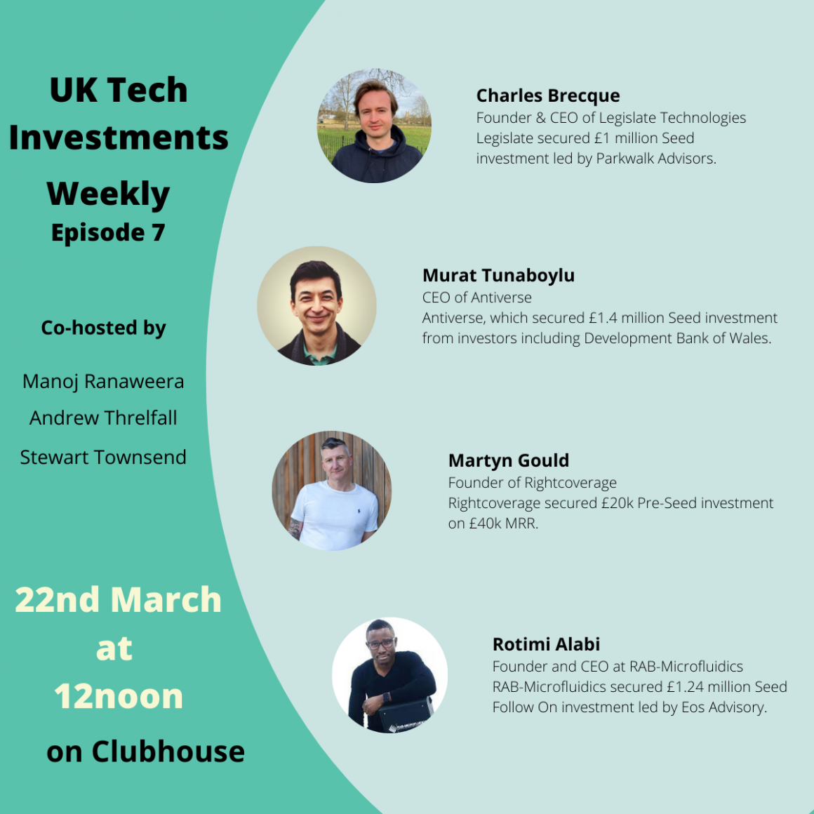 UK Tech Investment Weekly Episode 7